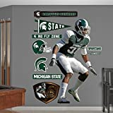 NCAA Michigan State Spartans Darqueze Dennard Fathead壁デカール、Real Big