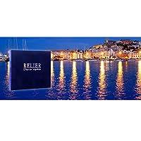 ブライダル高級DVDケース RELIER(ルリエ) 業務用パッケージ50本セット ブルーモーメント