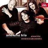 スメタナ:ピアノ三重奏曲 ト短調 他 (TRIOS) (smetana trio: piano trios)
