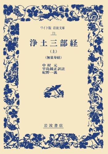 浄土三部経 (上) (ワイド版岩波文庫 (73))の詳細を見る