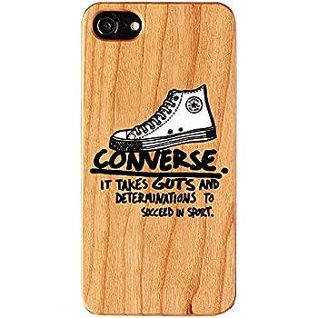 【iPhone8/7/6s/6対応 背面ケース】CONVERSE(コンバース)/Handwriting Shoes [AB-0737-IP67-A]