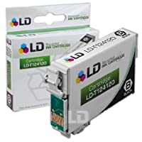 LD Remanufactured Epson t124インクカートリッジ: 1ブラックt124120& 1の各シアンt124220/マゼンタt124320/イエローt124420