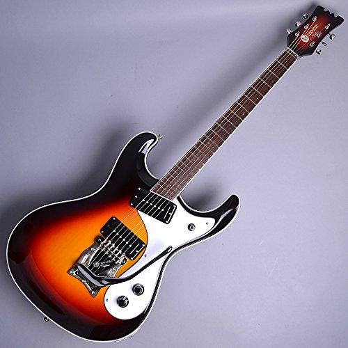 mosrite Royal 63 エレキギター (モズライト) 黒雲製作所 ハードケース付属