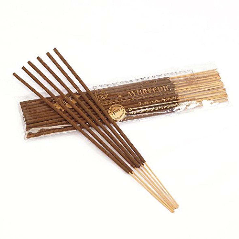 振るキャプテンブライアパートAyurvedic Incense 250