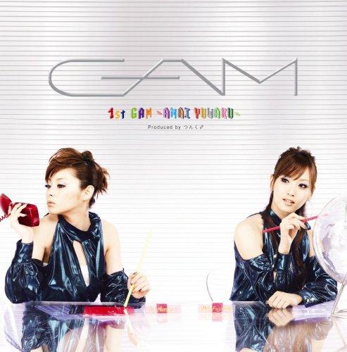 1st GAM~甘い誘惑(初回限定盤)(DVD付)