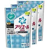【まとめ買い】 アリエール 洗濯洗剤 液体 パワージェルボール 詰替用 437g (18個入り)×3個