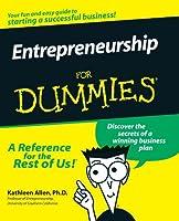 Entrepreneurship For Dummies by Kathleen Allen(2000-10-30)