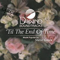 Til The End Of Time [Accompaniment/Performance Track]【CD】 [並行輸入品]