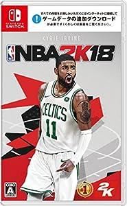 NBA 2K18 【オリジナルマリオグッズが抽選で当たるシリアルコード配信(2017/10/26-2018/1/8注文分まで)】 - Switch