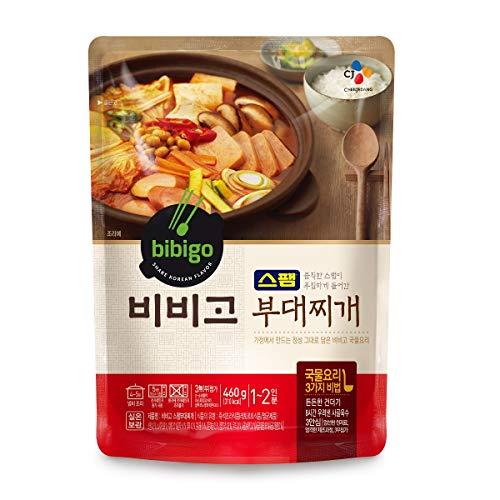[ビビゴ/bibigo] ビビゴ スパム プデチゲ 460g (1~2人前) / 韓国食品 (海外直送)