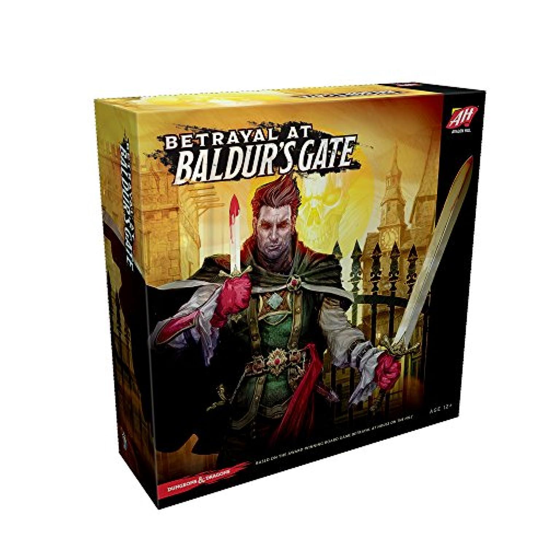 Betrayal at Baldur's Gate Board Game