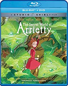Secret World of Arrietty/ [Blu-ray] [Import]