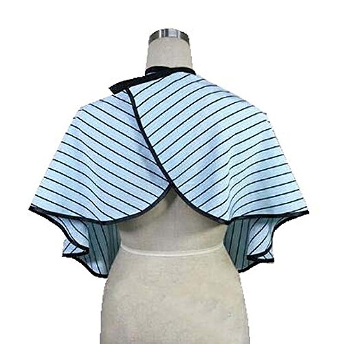 マチュピチュ空のエチケット自分自身のヘアドレッシングガウンケープサロンHairstylist Barber Cloth Wrap Protect