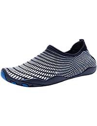 Blesiya マリンスポーツ ヨガ 靴 ウォーターシューズ 男女用 マルチサイズ 通気 超軽量 涼しい 速乾
