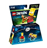 Lego Dimensions - The Simpsons - Bart Fun Pack (輸入版)