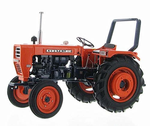 1:16 Kubota L200 Serialized Die Cast Tractor