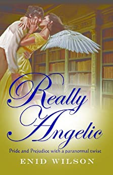 [Wilson, Enid]のReally Angelic (English Edition)