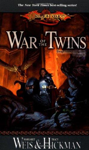 Download War of the Twins: Dragonlance Legends, Volume II 0786918055