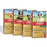 Advantix Dog 4-10kg Aqua 6 Drops