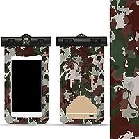 Anyutai ファッション 携帯電話アクセサリー 防水バッグ アウトドアスポーツ 防水ポーチ 電話カバー ユニバーサル 耐久性