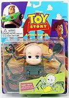 1995 Thinkway Toys Disney (ディズニー) Toy Story アクションフィギュア - Baby Face(並行輸入)