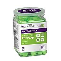 Flents Contour Ear Plugs - Soft Comfort! 50 Pair by Flents