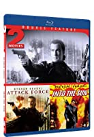 Attack Force/Into the Sun [Blu-ray] [Import]