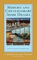 Modern Contemporary Irish Drama (Norton Critical Editions)
