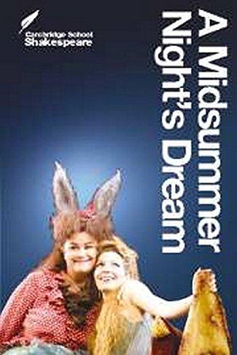 Download A Midsummer Night's Dream (Cambridge School Shakespeare) 0521618711