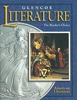 Glencoe American Literature Student Edition Grade 11【洋書】 [並行輸入品]