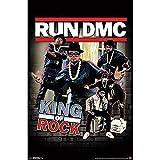 RUN DMC ランディーエムシー - King of Rock/ポスター 【公式/オフィシャル】