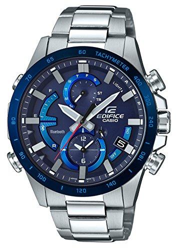 [カシオ]CASIO 腕時計 エディフィス スマートフォンリンク EQB-900DB-2AJF メンズ