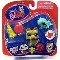 Littlest Pet Shop Scotty Dog & Gecko #1260 & #1261 ~ Walmart Exclusive by Littlest Pet Shop [並行輸入品]