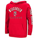 Colosseum Youth Wisconsin Badgers用プルオーバーパーカー