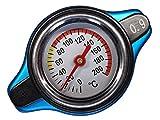 TamTom 水温計 付き ラジエター キャップ 開弁圧 0.9k 交換用 Aタイプ (0.9k・A type)