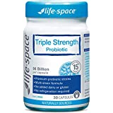 Life Space Triple Strength Probiotic Capsules, 30 count