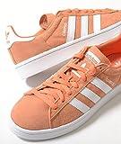 adidas 靴 ADIDAS CAMPUS アディダス キャンパス オレンジ×ホワイト ヌバック メンズ スニーカー 9(27),-