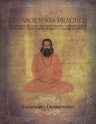 Advance Yoga pratice (English Edition)