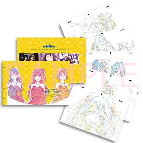 アイドルマスター シンデレラガールズ ANIPLEX+限定 第9巻購入特典「複製原画セット」