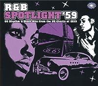 R&B Spotlight '59 : 60 Rhythm & Blues Hits from THE US Charts of 1959