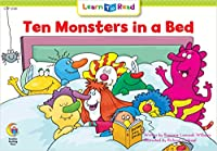 Ten Monsters in Bed (Learn to Read Math Series)