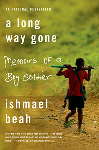 A Long Way Gone: Memoirs of a Boy Soldierの詳細を見る