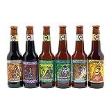 デイ・オブ・ザ・デッドビール 飲み比べ6本セット 330ml×6