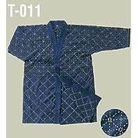 ミツボシ 剣道 剣道衣 紺六三四 3サイズ(150~160cm) T-01103