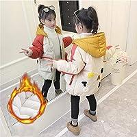 コート ジャケット アウター キッズ パーカー 厚手 長袖 女の子 韓国子供服 冬2018