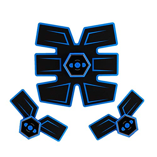 HONORS 腹筋ベルト 腹筋 ems ダイエット ベルト 腹筋マシン トレーニングベルト 筋トレ ダイエット器具10段階 6つモード USB充電式 男女兼用 日本語説明書