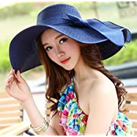 NW 1776 Sun Hat Summer Hat with Hat Straw Hat Ladies Beach Hat