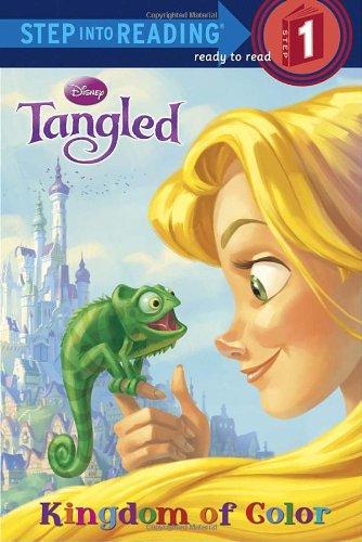 Kingdom of Color (Disney Tangl...