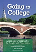 Going To College: Expanding Opportunities For People With Disabilities