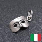 [チャームズアンドコー] CHARMS&Co. チャーム ペンダントトップ シルバー925 ベネチアンマスク オペラ座の怪人の仮面 6351 インポート